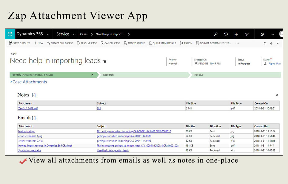 How to download attachments with fewer clicks in Microsoft